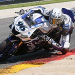 Maiden MotoAmerica Supersport Podium For Jason Aguilar at Road America